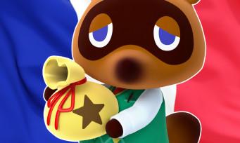 Charts France : Animal Crossing devance The Last of Us 2