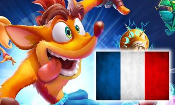 Charts France : Crash Bandicoot 4 prend le pouvoir