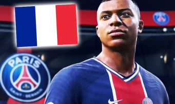 Charts France : FIFA 21 domine largement le terrain
