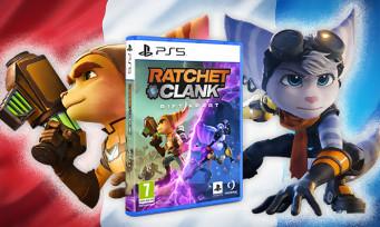 Charts France : c'est Ratchet & Clank PS5 qui mène la danse, la semaine du chang