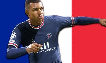 Charts France : c'est du 100% FIFA 22, la suprématie est totale