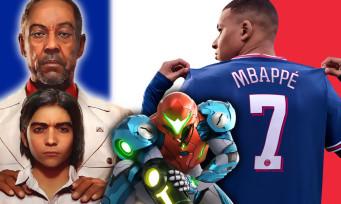 Charts France : FIFA 22, Far Cry 6 et Metroid Dread domine le marché du jeu vidéo