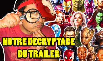 Avengers Infinity War : on a décortiqué plan par plan le dernier trailer