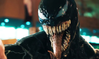 Venom : voici le trailer où l'on voit Tom Hardy se transformer
