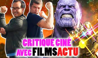 Avengers Infinity War : notre critique ciné avec FILMSACTU
