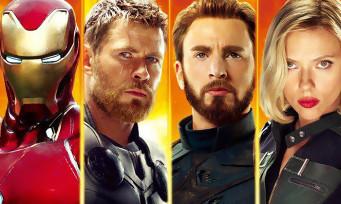 Avengers Infinity War : le meilleur démarrage de tous les temps en chiffres