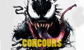 Concours Venom : on vous fait gagner des Blu-ray et des Blu-ray 4K