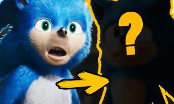 Sonic le Film : le nouveau design de Sonic se montre enfin !