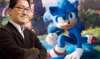 Sonic le Film : le créateur du jeu donne son avis sur le nouveau design
