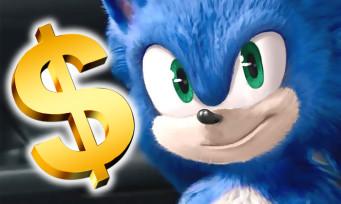 Sonic le Film : le nouveau design de Sonic a coûté très cher