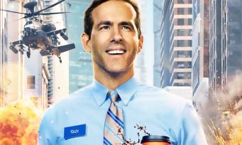 Free Player : un film où Ryan Reynolds incarne un PNJ !
