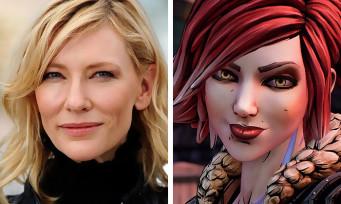 Borderlands : Cate Blanchette dans le rôle de Lilith