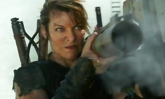 Monster Hunter : un premier trailer pour le film, Milla Jovovich énervée