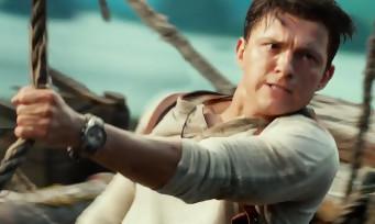 Uncharted Le Film : Sony Pictures lâche enfin le trailer officiel, l'esprit du jeu est bien là