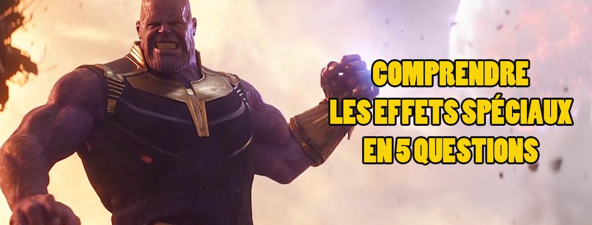 Avengers Infinity War : nos 5 questions au responsable des effets visuels