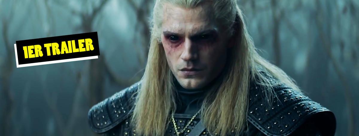 The Witcher : premier trailer pour la série de Netflix avec Henry Cavill