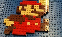 LEGO Super Mario World : la vidéo en stop motion