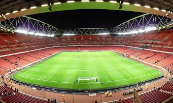 CryENGINE : l'Emirates Stadium d'Arsenal modélisé avec le moteur de Crytek