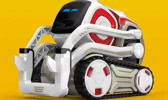 Cozmo : le robot intelligent et programmable débarque en France