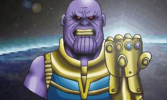 Avengers Infinity War : quand le film se transforme en JRPG old school
