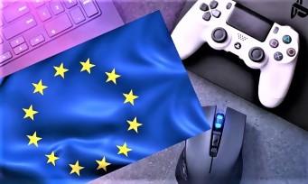 Divers : la commission Européenne dévoile des jeux inédits !