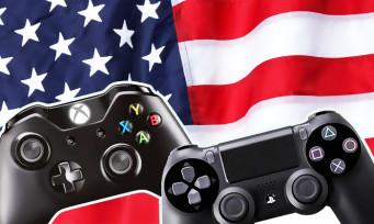 2018 : voici le classement des jeux les plus attendus aux USA