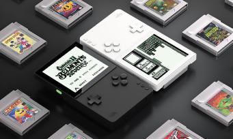 Analogue Pocket : la console qui lit les jeux Game Boy bientôt en préco