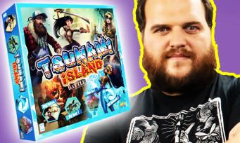 Tsunami Island Battle Royale : un jeu de plateau lancé par Gastronogeek