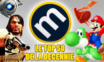 Metacritic : voici les 50 meilleurs jeux de la décennie, le classement ultime