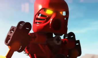 Bionicle Quest for Mata Nui : un fantastique trailer pour un jeu fan-made !