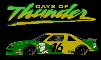Days of Thunder NES : le film avec Tom Cruise adapté en 8 bits