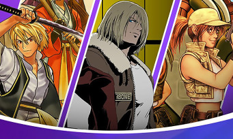 Prime Gaming : une nouvelle fournée de jeux SNK gratuits