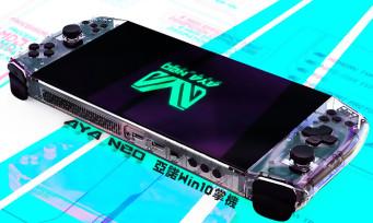 Aya Neo : une nouvelle console vient de sortir, puissance, prix, tout savoir
