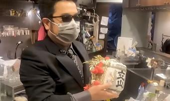 Tekken : Katsuhiro Harada (producteur de la série) ouvre son propre bar