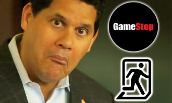 Reggie Fils-Aimé (ex-Nintendo USA) démissionne déjà de chez Gamestop