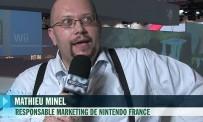 E3 2010 > Interview Mathieu Minel (Nintendo)