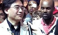 Satoru Iwata à la Japan Expo 2012 en vidéo