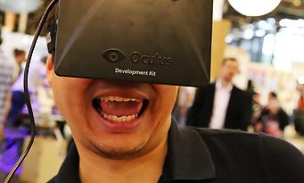 Japan Expo 2014 : on a visité Tokyo avec l'Oculus Rift !