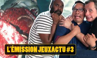 L'ÉMISSION JEUXACTU 3 : on joue à Resident Evil 2 Remake sur PS4