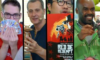 L'ÉMISSION JEUXACTU #07 : bilan TGS 2018, infos Red Dead 2, test Forza Horizon 4