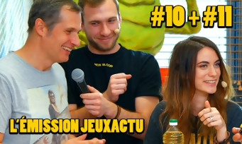 L'ÉMISSION JEUXACTU #11 : Streets of Rage 4, The Quiet et Marcus