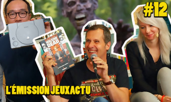 L'ÉMISSION JEUXACTU #12 : la PS Mini, Spyro Remaster, Walking Dead