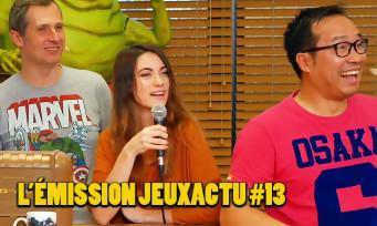 L'ÉMISSION JEUXACTU #13 : les 5 ans de la PS4, le test de Fallout 76