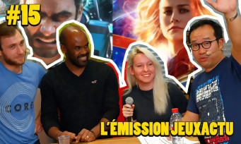 L'ÉMISSION JEUXACTU #15 : Captain Marvel, Just Cause 4, Astérix & Obélix XXL 2