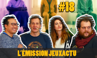 L'ÉMISSION JEUXACTU #18 : la Mad Box, la critique de Glass, Marcus a dit