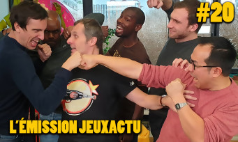L'ÉMISSION JEUXACTU #20 : focus Mortal Kombat 11 et The Division 2, les figurine