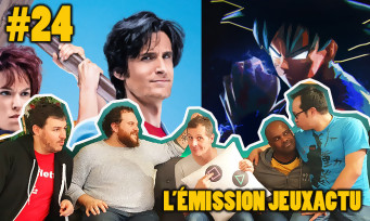 L'ÉMISSION JEUXACTU #24 : le test de Crackdown 3, critique ciné Nicky Larson