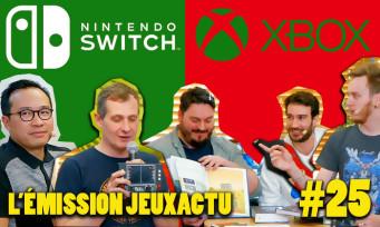 L'ÉMISSION JEUXACTU #25 : Microsoft + Nintendo avec Epyon de JVC