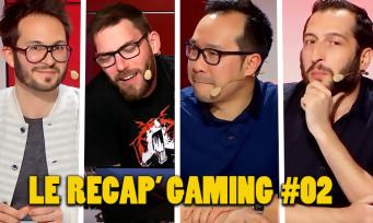 Le Récap' Gaming #02 : le futur du JV, des jeux NeoGeo (ft. Julien Chièze)