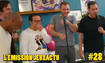 L'ÉMISSION JEUXACTU #28 : on se ridiculise sur The Voice 2019